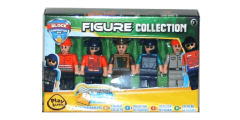 Block Figure Collection