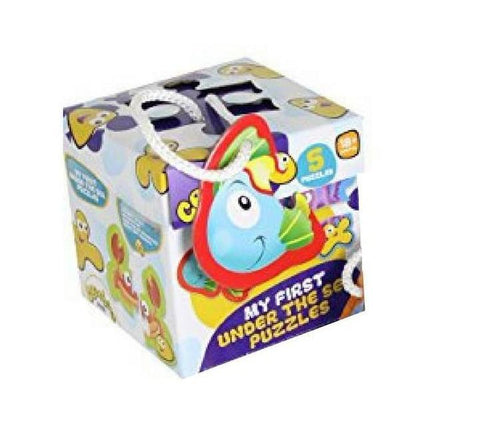 CBeebies Under the Sea Puzzle