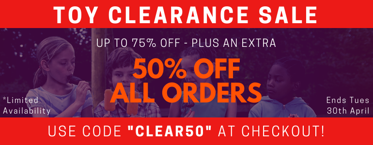 Toy Clearance Sale