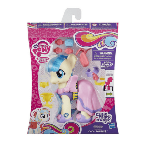 My Little Pony Coco Pommel Figure