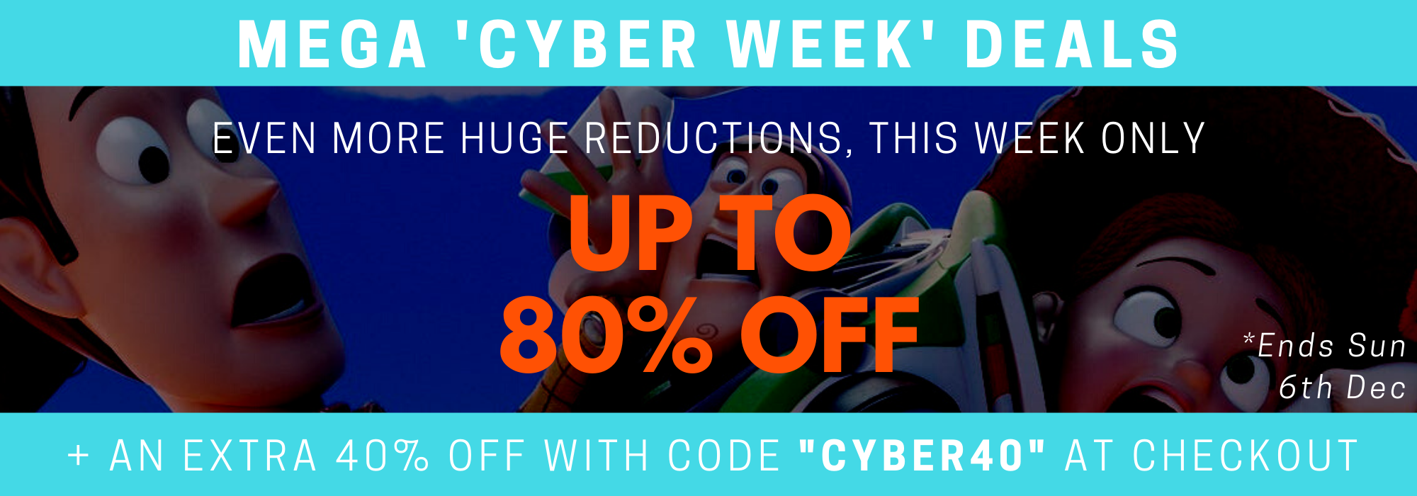 Cyber Toy Deals