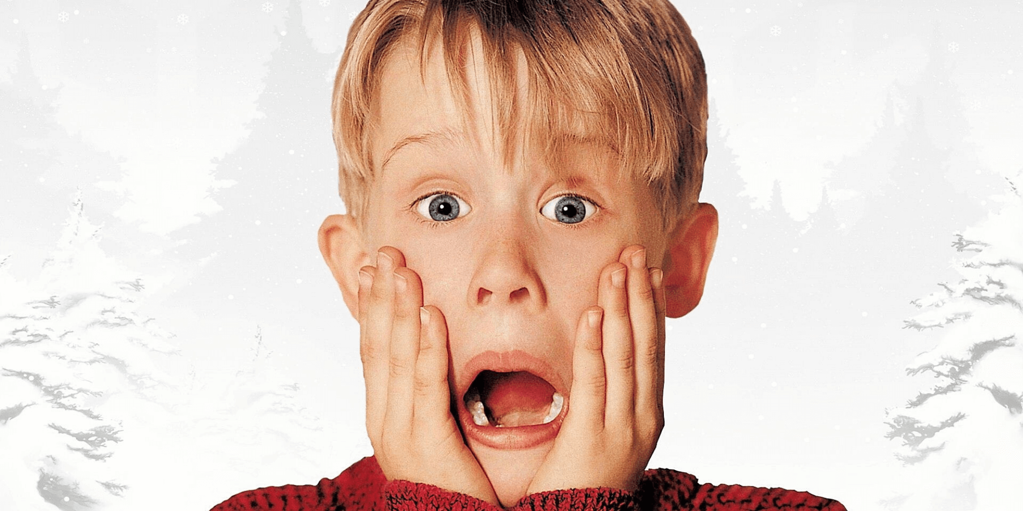 Kevin McCallister screaming - Home Alone