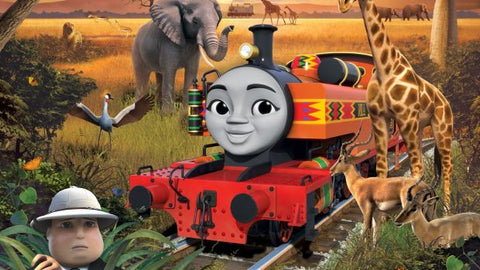 Nia The Tank Engine