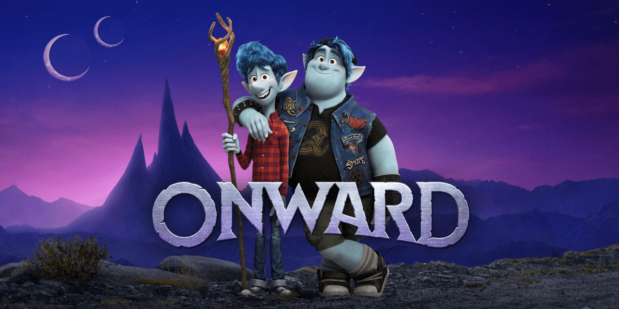 Onward Official Movie Poster