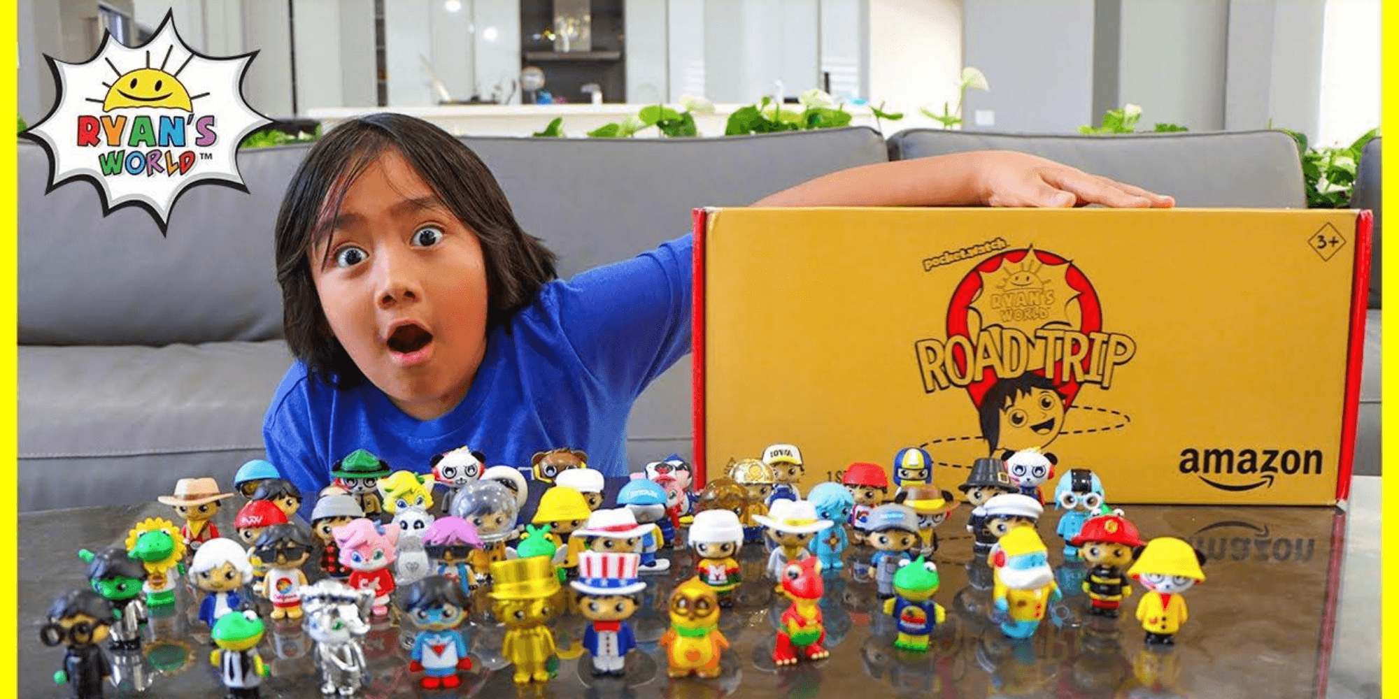 Ryan's World Toy Review