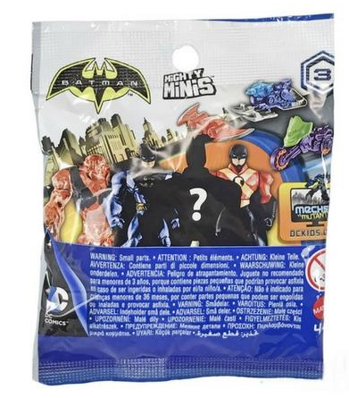 Batman Blind Bags