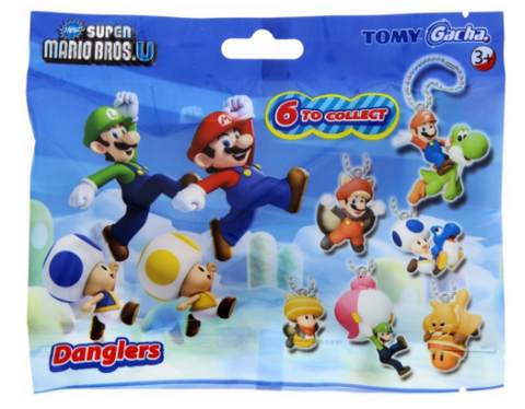 Supermario Blind Bag
