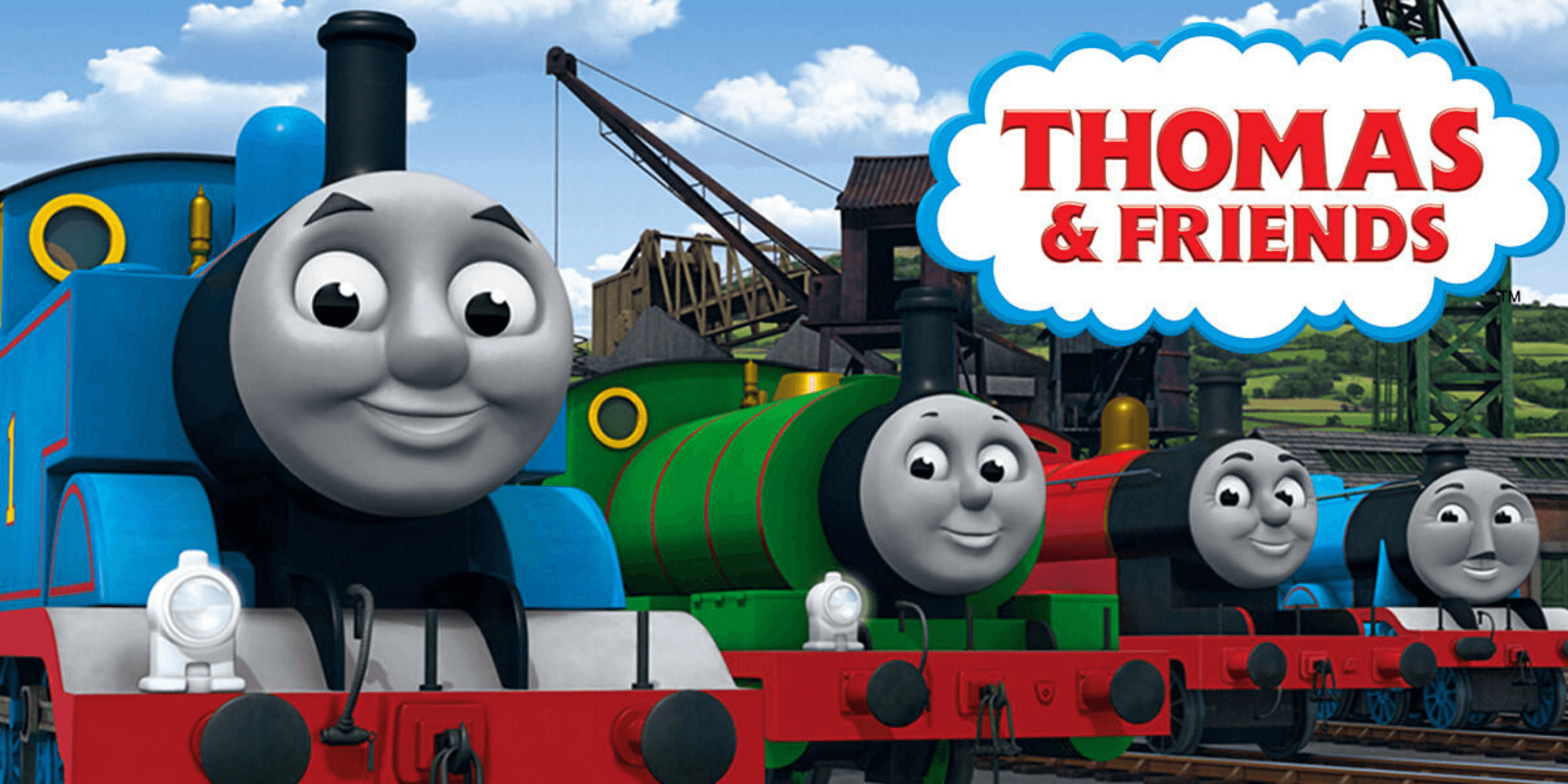 Thomas and Friends series poster