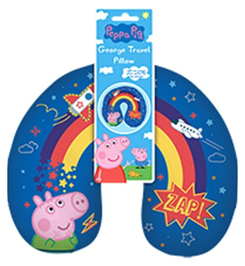 Peppa Pig George Travel Pillow
