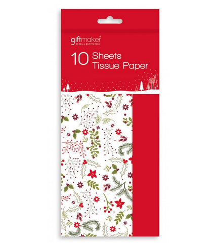 Christmas Tissue Wrapping Tissue Paper