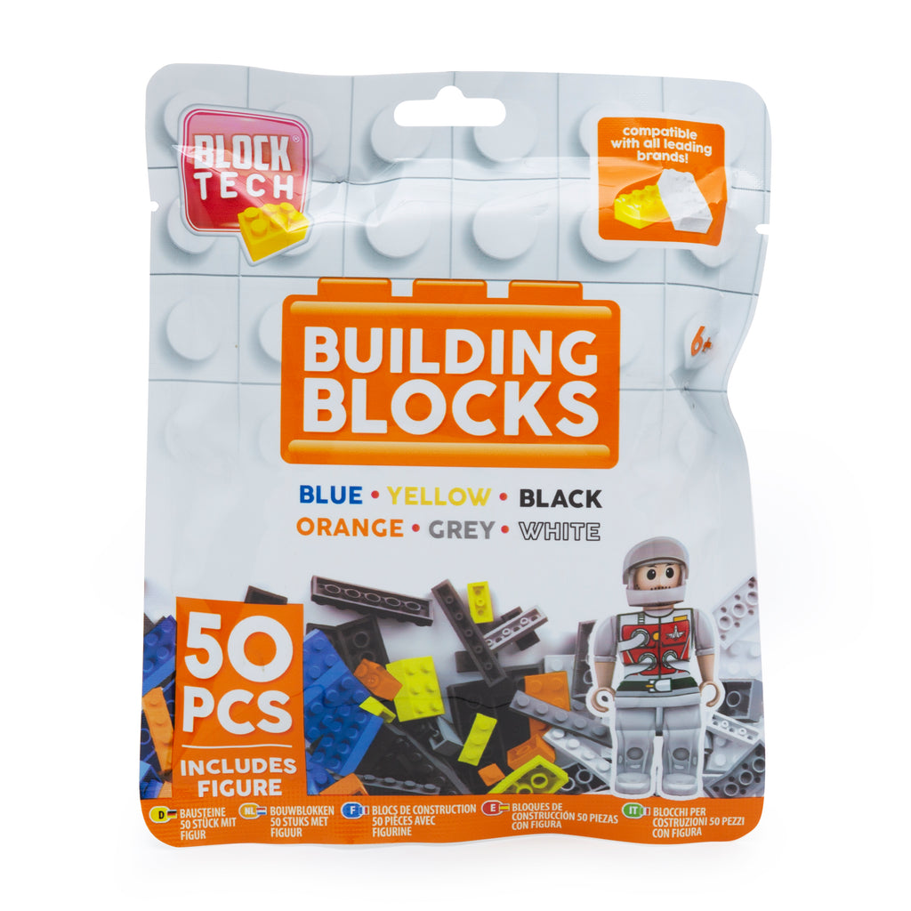 BLOCK TECH BUILDING BLOCKS PILOT