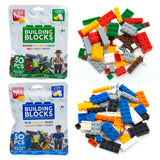 BLOCK TECH BUILDING BLOCKS POLICEMAN