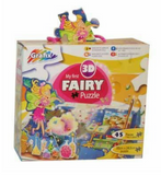 GRAFIX MY FIRST 3D FAIRY PUZZLE | Cheap Toys | PoundToy