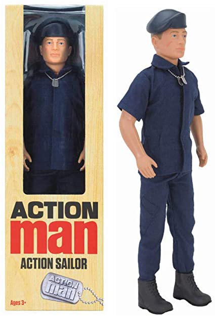 ACTION MAN ACTION SAILOR