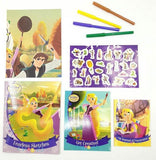 TANGLED ACTIVITY TIN