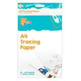 A4 Tracing Paper - 10 Sheets