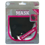 Adults Face Protector Mask - Black