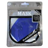 Adults Face Protector Mask - Blue