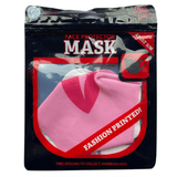 Adults Face Protector Mask - Kiss