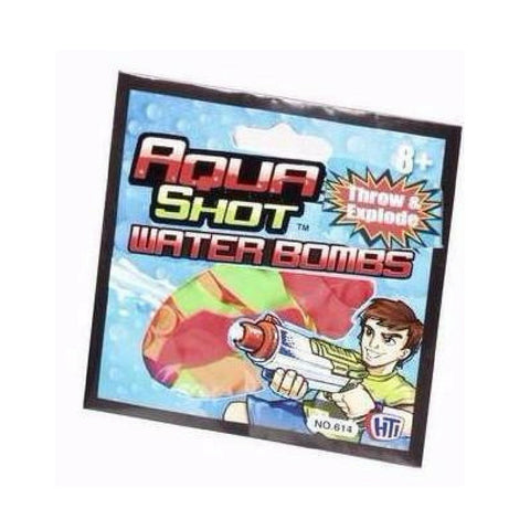 AQUA SHOT WATER BOMBS | Cheap Toys | PoundToy