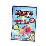 75 x AQUA SHOT WATER BOMBS WITH NOZZLE SET | Cheap Toys | PoundToy