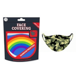 ADULTS FACE PROTECTOR MASK - ARMY MED/LGE