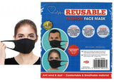 Deluxe Stretchable Reusable Face Mask