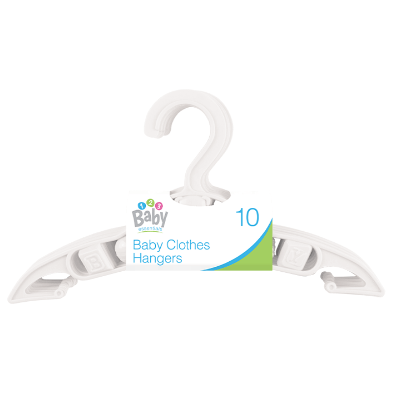 Baby Clothes Hangers Pack of 10