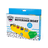 INFLATABLE BIG BANANA BEVERAGE BOAT | Cheap Toys | PoundToy