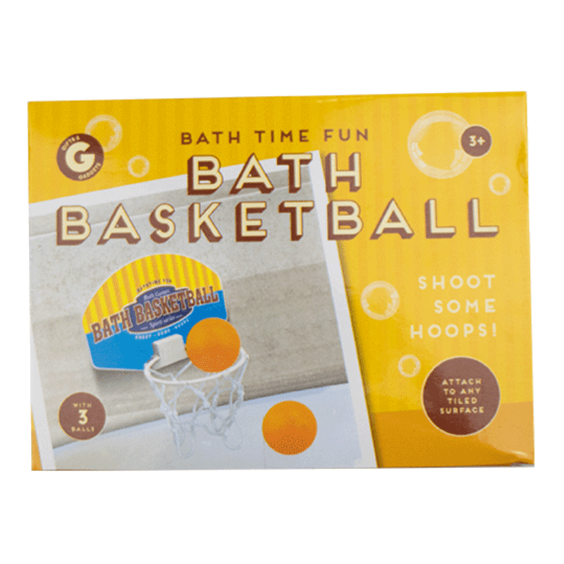 Mini Basketball Bath Game