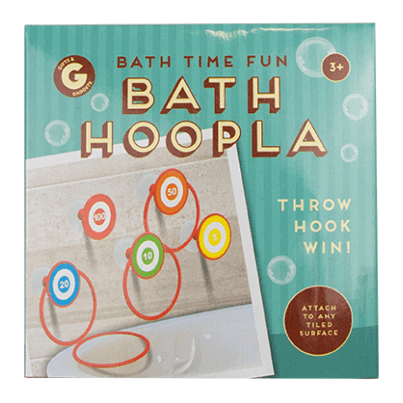 Mini Hoopla Bath Game