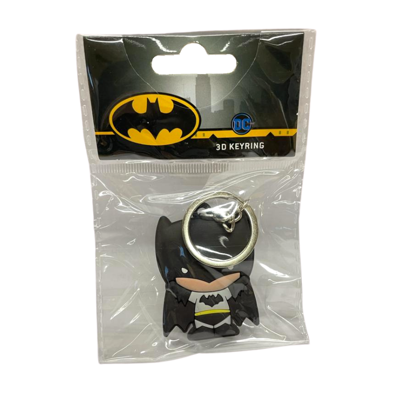 DC COMICS BATMAN KEYRING