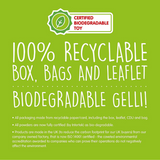 Biodegradable Gelli Baff
