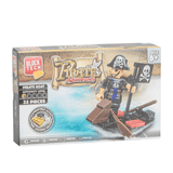 BLOCK TECH PIRATE ADVENTURES PIRATE BOAT | Cheap Toys | PoundToy