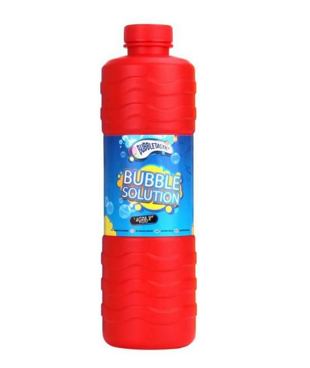 BUBBLETASTIC BUBBLE SOLUTION | Cheap Toys | PoundToy