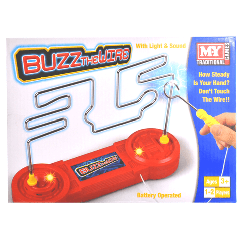 Sale BUZZ WIRE GAME | Cheap Toys | PoundToy