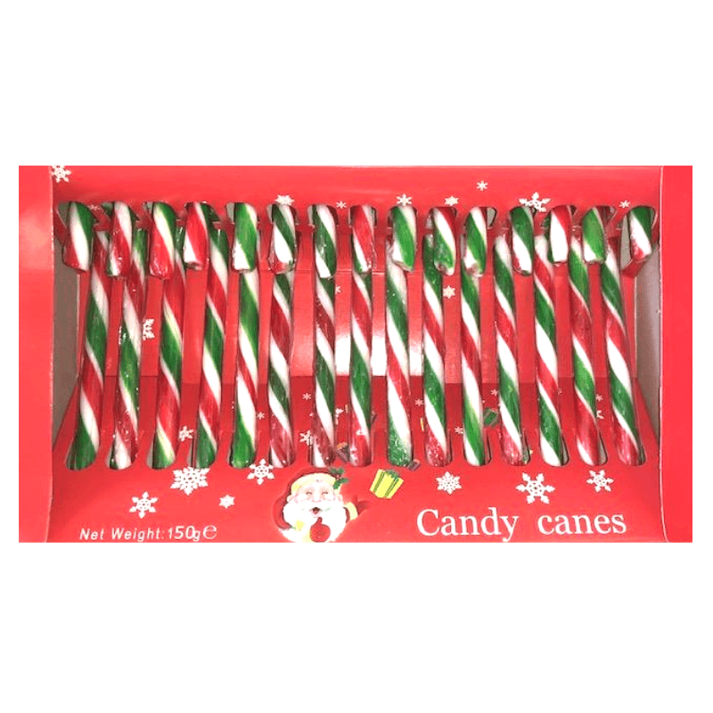 15 CHRISTMAS CANDY CANES | Cheap Toys | PoundToy