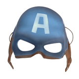 Captain America Superhero Mask