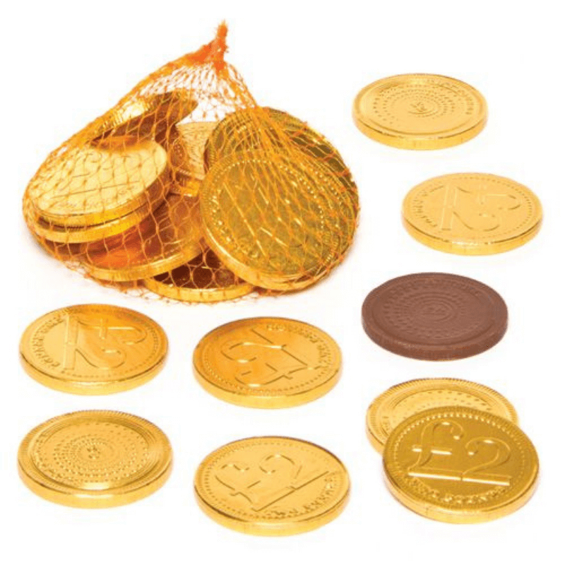 CHOCOLATE COINS | Cheap Toys | PoundToy