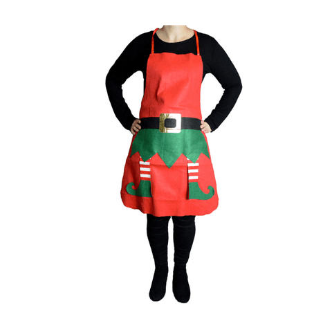 CHRISTMAS ELF APRON | Cheap Toys | PoundToy