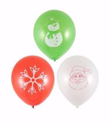 CHRISTMAS TIME CHRISTMAS BALLOONS | Cheap Toys | PoundToy