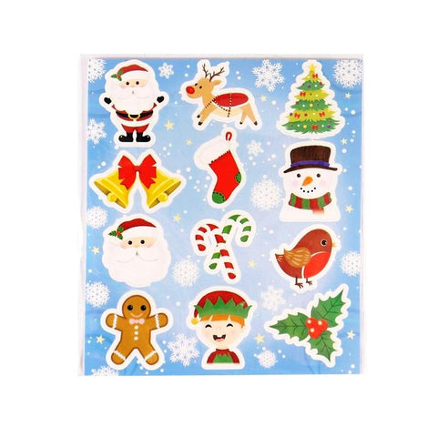 CHRISTMAS STICKERS | Cheap Toys | PoundToy