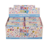 Play Clay Set in display unit