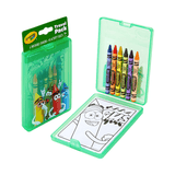 Crayola Travel Activity Pack Contents
