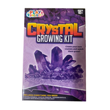 PLAY PROJECT CRYSTAL GROWING KIT - PURPLE