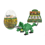 Dinosaur Building Bricks Surprise Egg