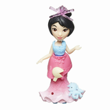 Disney Princess Mulan Snap In Toy