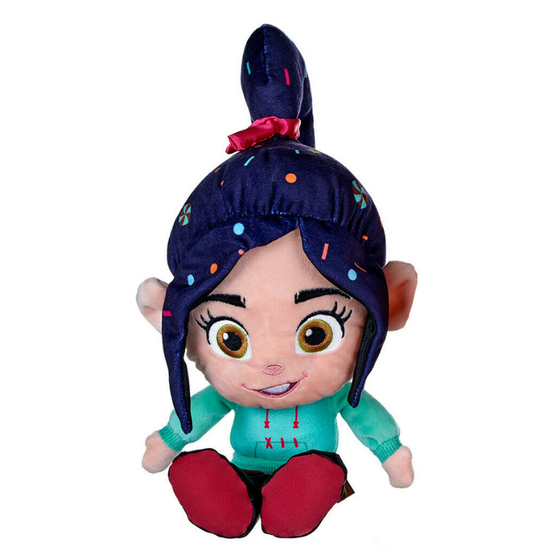 Disney Wreck It Ralph 10 Inch Vanellope Soft Toy