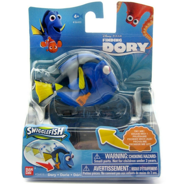 DORY WITH TAG SWIGGLEFISH - FINDING DORY