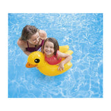 INTEX INFLATABLE DUCK SWIM RING | Cheap Toys | PoundToy